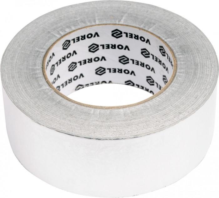 Banda adeziva aluminiu 48 mm x 10 m VOREL