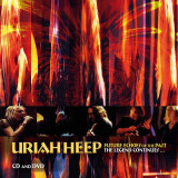 Uriah Heep Future Echoes Of The Past:Legends Continues (cd+dvd)