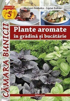 Plante aromate în grădină şi bucătărie