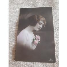 CARTE POSTALA, 1914, COLOR, CIRCULATA