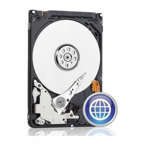 Hard disk laptop WD Blue 500GB SATA-III 2.5 inch 5400rpm 8MB