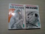 MUSASHI - Roata Norocului - 2 Vol. - Eiji Yoshikawa - Nemira, 1994, 319+463 p.