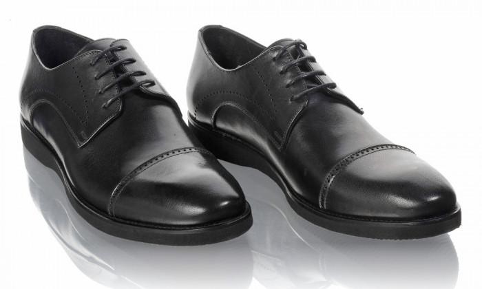 Pantofi barbati din piele naturala Komcero Kom-5019-143-N