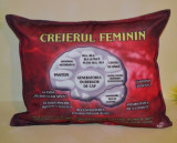 Perna cadou CREIERUL FEMININ, Cadouri pentru femei
