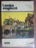 Limba engleza. Manual pentru clasa VIII-a - Ion Cretiu, Elena Cretiu