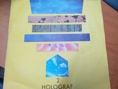 AS - HOLOGRAF 2 (DISC VINIL, LP) foto