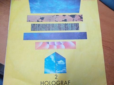 AS - HOLOGRAF 2 (DISC VINIL, LP)