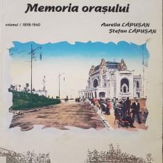 CONSTANTA MEMORIA ORASULUI - Lapusan (volumul I)