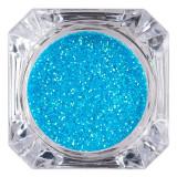 Cumpara ieftin Sclipici Glitter Unghii Pulbere LUXORISE, Ice Blue #49