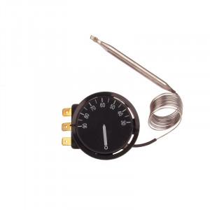 Termostat Reglabil 30-90°C Cu Sonda De Inox - ElectroAZ