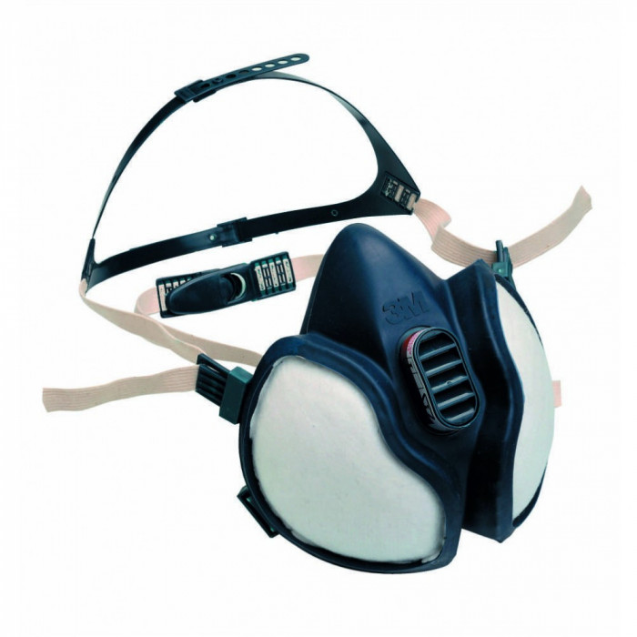 Semimasca de protectie respiratorie 3M™ 4251