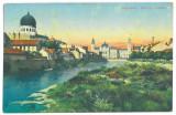 4714 - ORADEA, SYNAGOGUE, Romania - old postcard - unused, Necirculata, Printata
