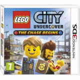 Lego City Undercover - The Chase Begins 3DS, Actiune, 3+