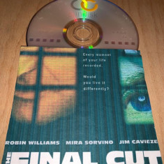 FILM DVD - The final cut, Romana