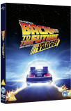 Filme Back To The Future 1-3 Trilogy DVD BoxSet Complete Collection, Engleza, independent productions