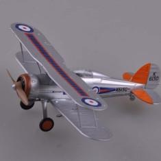 Macheta Easy Model, Gloster Gladiator Mk.I 72 Sqn, RAF K6130 1:72