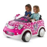 Mașinuță electrică pentru copii Disney Minnie Mouse