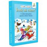 Pachet pentru copii, Invat sa citesc pentru cititori fluenti, 7-10 ani, vol.3, 5 carti