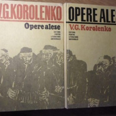 OPERE ALESE VOL.1-2 - V.G. KOROLENKO