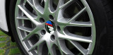 Capace janta BMW M 6,8 cm