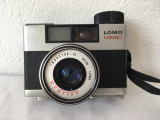 Aparat foto vintage LOMO 135BC cu obiectiv Industar-73 2,8/40, URSS