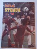 Revista - Fotbal STEAUA Bucuresti 1988
