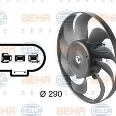 Ventilator,aer conditionat SKODA OCTAVIA I (1U2) (1996 - 2010) HELLA 8EW 009 144-601