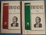 Mihai Eminescu - Poezii. Proza Literara (2 vol.), Alta editura