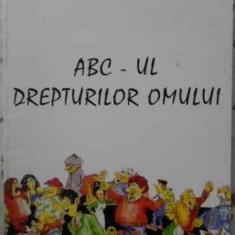 ABC-UL DREPTURILOR OMULUI - NECUNOSCUT
