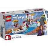 Cumpara ieftin LEGO® Disney Frozen II - Expeditia cu canoe a Annei 41165