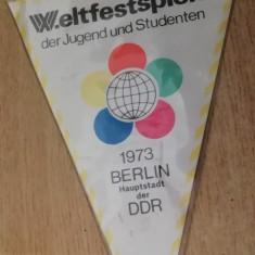 MS5 - FANION - STRAIN - SPORT - GERMANIA - 1973