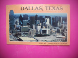 HOPCT 80256  DALLAS CONVENTION CENTER -TEXAS -SUA-STAMPILOGRAFIE-CIRCULATA