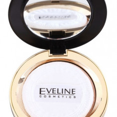 Pudra Eveline Cosmetics, Celebrities Beauty, Mineral Pressed, Natural