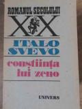 CONSTIINTA LUI ZENO-ITALANO SVENO