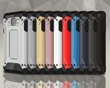 Husa Samsung Galaxy A5 (2016) A510 A510F + folie sticla + stylus, Albastru, Argintiu, Auriu, Negru, Piele
