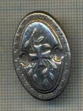 Y 1697 INSIGNA - MILITARA -SEMN DE ARMA - GRECIA -DEFECTA -PENTRU COLECTIONARI