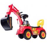 Excavator pentru copii Toyz Scoop ATS-R, Rosu