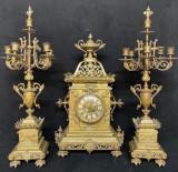 Set ceas semineu