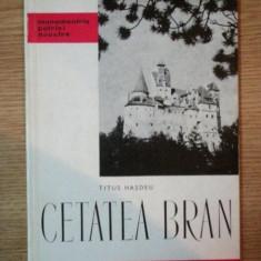 CETATEA BRAN de TITUS HASDEU , 1968