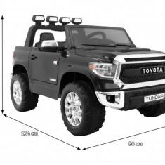 Masinuta electrica cu 2 locuri Toyota Tundra, negru