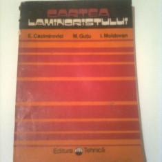 CARTEA LAMINORISTULUI  ~ E. CAZIMIROVICI / M. GUTU / I. MOLDOVAN