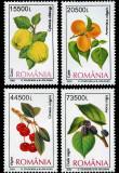 ROMANIA 2002, Fructe, MNH