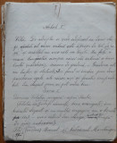 Manuscris Laurentiu Profeta nepublicat ; Piesa de teatru , 162 pagini caiet