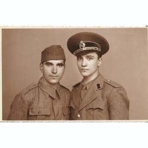 Militari romani fotografie 1941