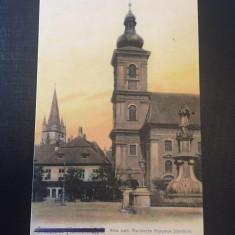 Sibiu Biserica Romano Catolica