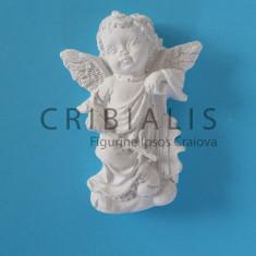Ingeras 8 - figurine din ipsoss