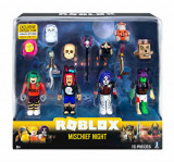 Set 4 figurine interschimbabile Roblox Celebrity