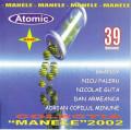 """CD ''Colectia Manele""""2002 Volumul 39: Nicolae Guta, Adrian Copilul Minune"""