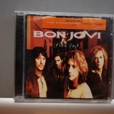 BON JOVI - THESE DAYS (1995 /POLYGRAM/ FRANCE ) - CD/ORIGINAL/Nou-Sigilat