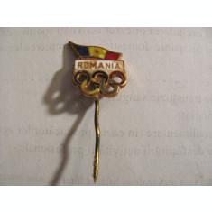 "CY - ""Insigna Olimpica Olimpiada Romania"""